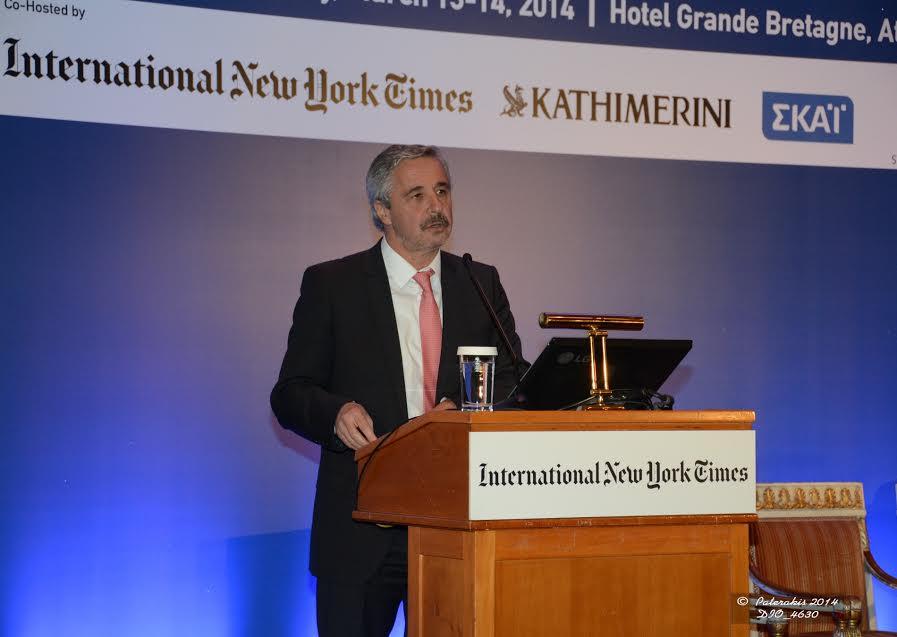 maniatis athens energy forum 2014