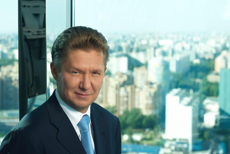Επαφές Gazprom-Κίνας