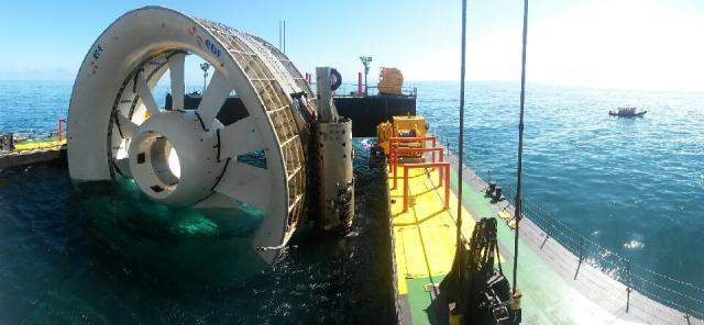 H DCNS ενισχύει την παρουσία της στις θαλάσσιες ΑΠΕ