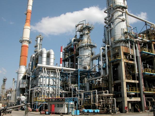 Φυσικό Αέριο στο διυλιστήριο Ασπροπύργου