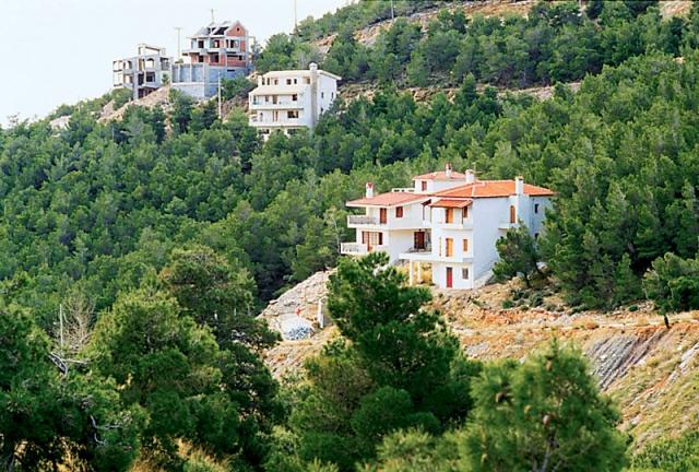 Το ΣτΕ δικαιώνει τη Φιλοδασική Ένωση Αθηνών