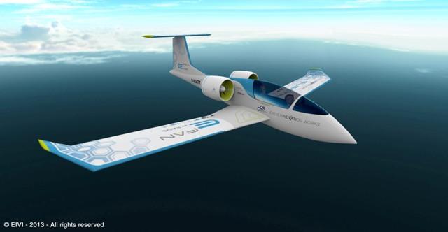 Κατασκευή ηλεκτρικού αεροπλάνου από την Airbus