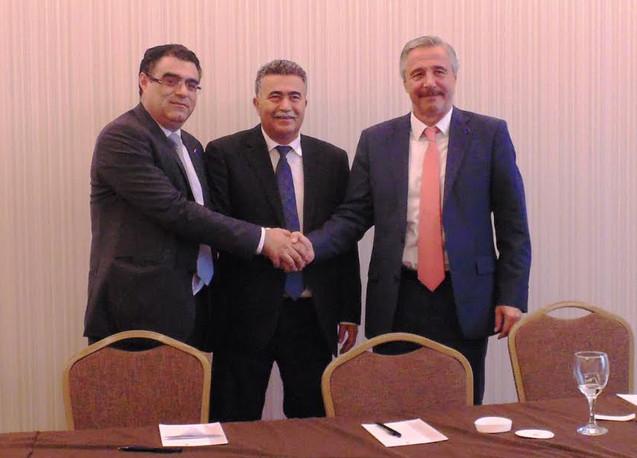Ελλάδα-Κύπρος-Ισραήλ μαζί για τη θάλασσα
