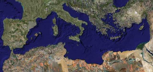 Εμφανής η ανθρώπινη παρέμβαση στη Μεσόγειο