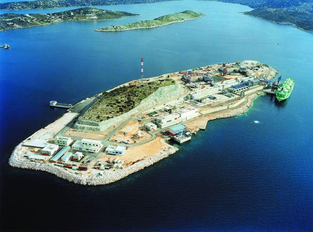 Ξεκινά η κατασκευή του έργου στη Ρεβυθούσα