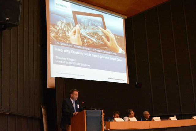 Η Siemens σε συνέδριο για τα Έξυπνα Δίκτυα