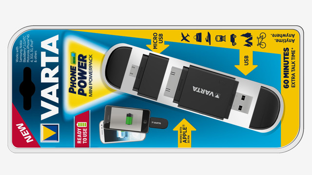 varta mini powerpack