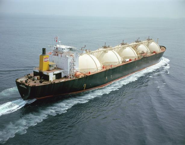 Άνοδος στα πλοία μεταφοράς LNG