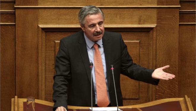 Ομιλία Μανιάτη στη Βουλή για το Ρυθμιστικό