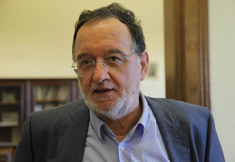 Συνέντευξη του υπουργού ΠΑΠΕΝ, Π. Λαφαζάνη