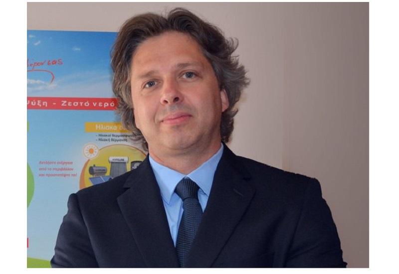 Συνέντευξη του διευθύνοντος συμβούλου της Sieline και μέλος του Δ.Σ. της Ε.Β.Η.Ε., Πάνου Αλεξανδρή