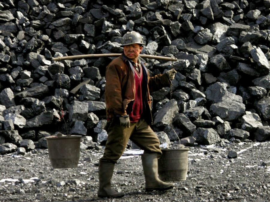 Κίνα: Σταματά την κατασκευή εργοστασίων άνθρακα