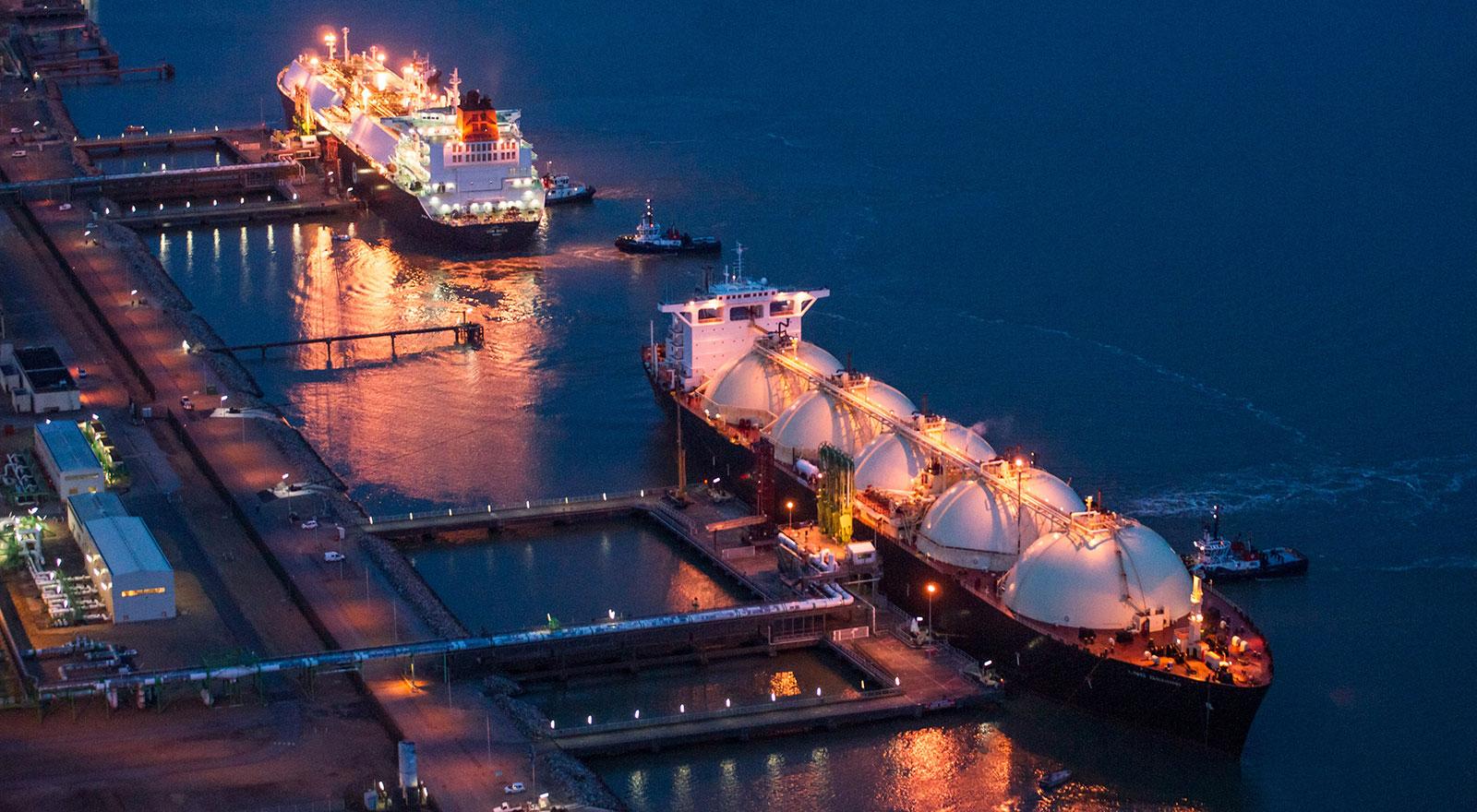 Kόμβο διανομής LNG στο Μπαχρέιν εξετάζει η Gazprom