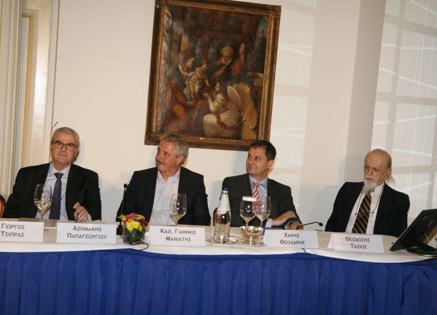 """Σημαντικές παρουσίες στο συνέδριο """"Athens Natural Gas Forum"""""""