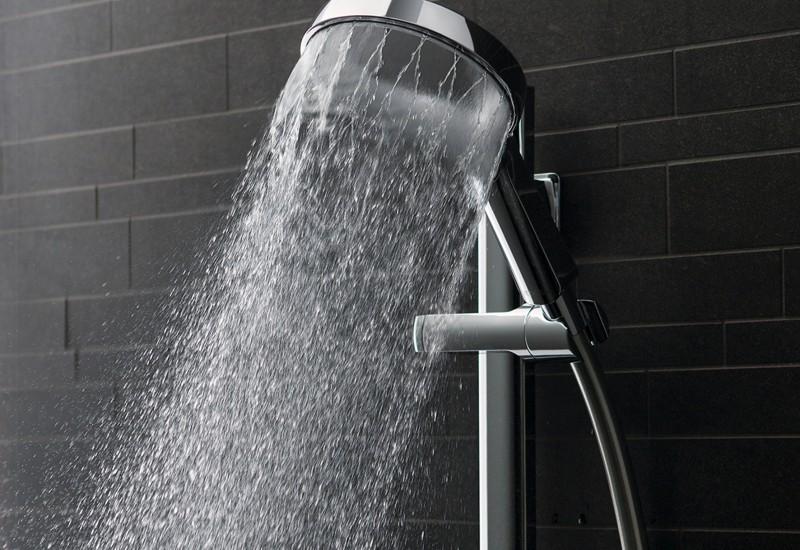 Μπάνιο με 90% λιγότερο νερό και 70% λιγότερο ρεύμα