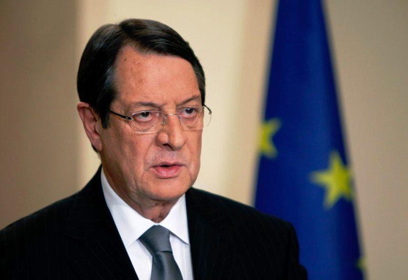 Ν. Αναστασιάδης: Στόχος η μετατροπή της Κύπρου σε ενεργειακό κέντρο