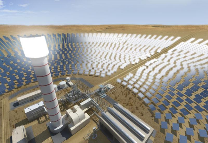 H μεγαλύτερη μονάδα ηλιακής ενέργειας του κόσμου