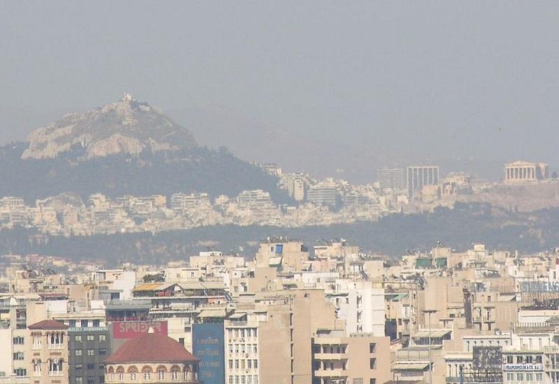 Το φωτοχημικό νέφος «έπνιξε» την Αθήνα