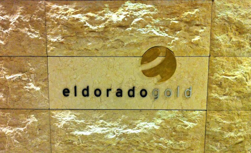 Τις επενδύσεις χρυσού στην Κίνα πουλάει η Eldorado Gold
