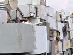 electric appliances, waste