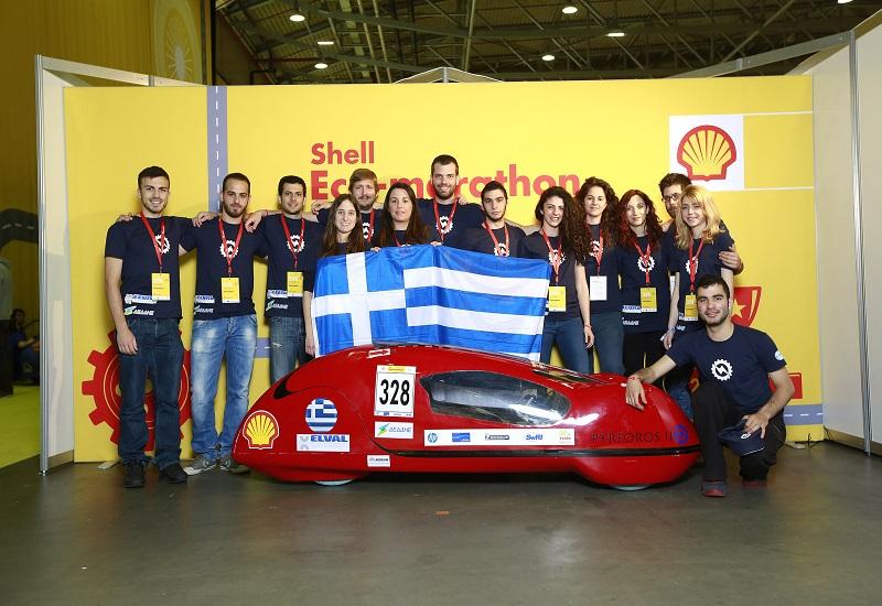 Αναχωρούν οι ελληνικές ομάδες για τον 32o Μαραθώνιο Οικονομίας της Shell