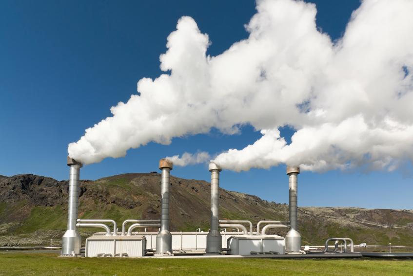 Μετατροπή εκπομπών CO2 σε πέτρα