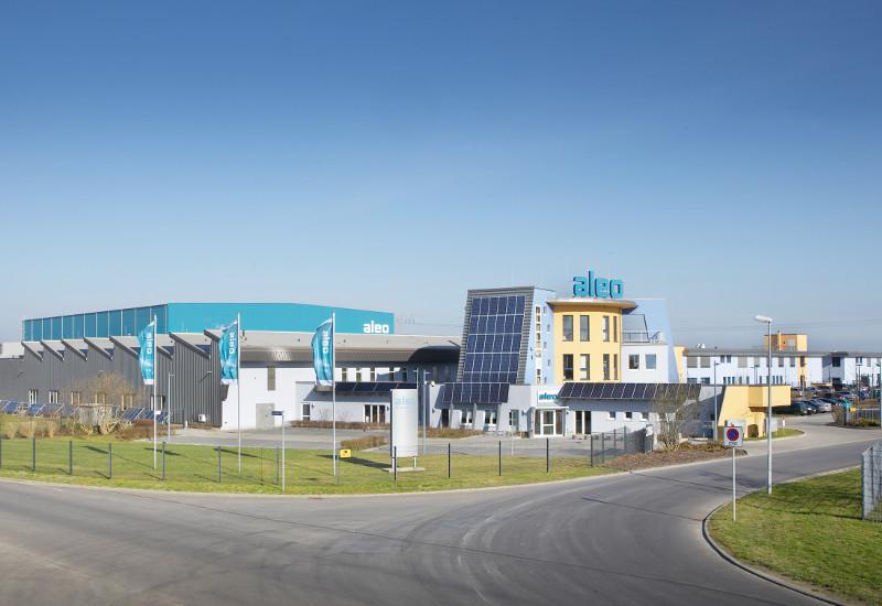 Στην Intersolar Europe η Aleo Solar