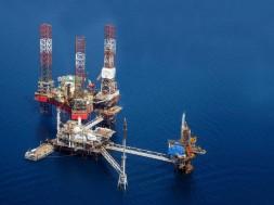 energean oil and gas platform