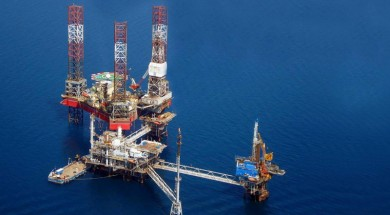 energean oil and gas platform