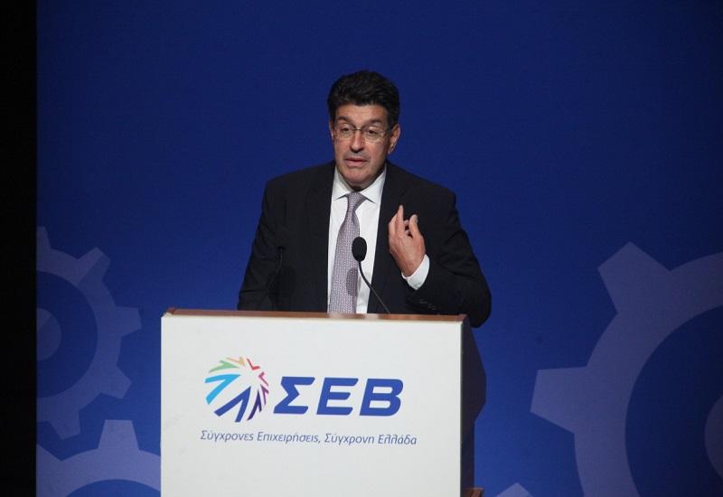 Θ. Φέσσας: Συστράτευση του ΣΕΒ για την πάταξη της φοροδιαφυγής