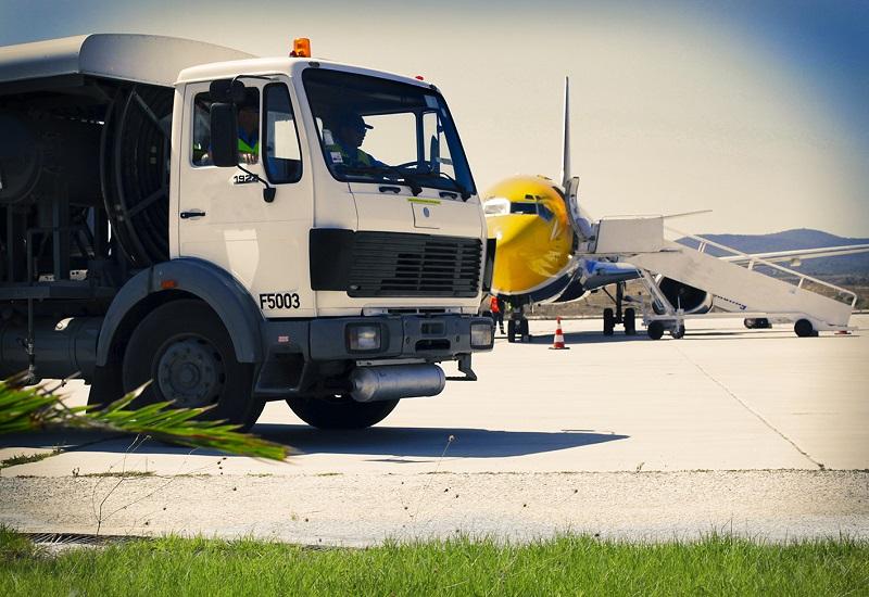 «Πρεμιέρα» της Shell & MOH Aviation Fuels στο αεροδρόμιο της Σκύρου