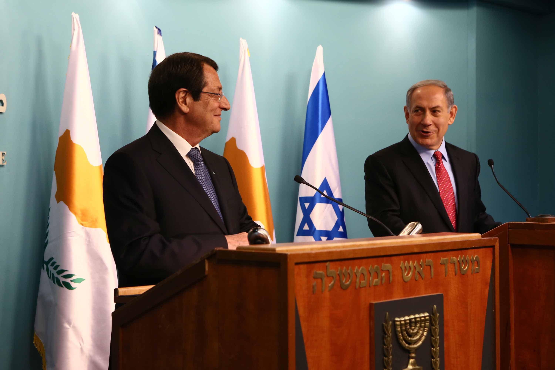 Το Ισραήλ επιμένει για διέλευση από Τουρκία του αγωγού φυσικού αερίου