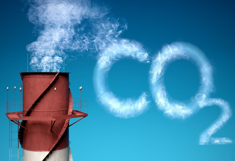 Πρόβλεψη για ρεκόρ αύξησης του CO2 το 2017