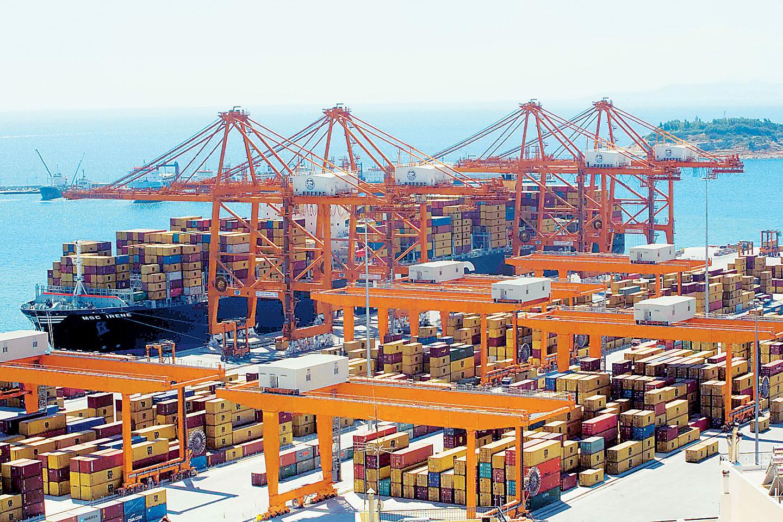 Τεχνική Προστασίας Περιβάλλοντος  Α.Ε. : Πρόβλημα διαχείρισης στον Πειραιά με τα στερεά απόβλητα των πλοίων