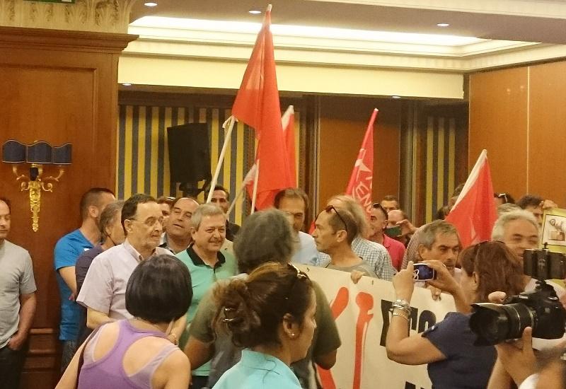 ΔΕΗ: Διακοπή της Γενικής Συνέλευσης από ΓΕΝΟΠ και ΛΑΕ