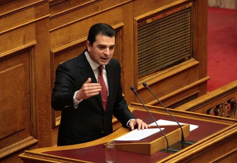 Κ. Σκρέκας: «Χρυσό εφάπαξ 258.000 ευρώ εξασφάλισε στον εαυτό του ο Πρόεδρος του ΔΕΣΦΑ»