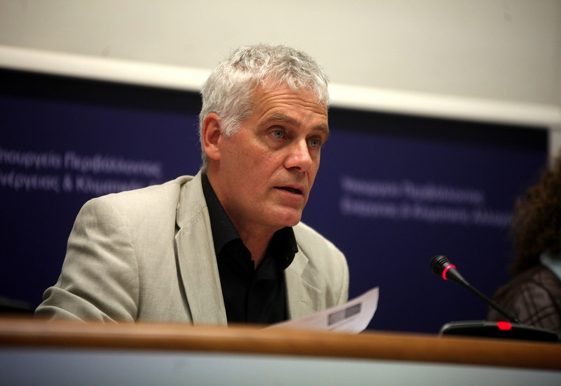Ανάληψη δράσης για το διασυνοριακό περιβαλλοντικό έγκλημα