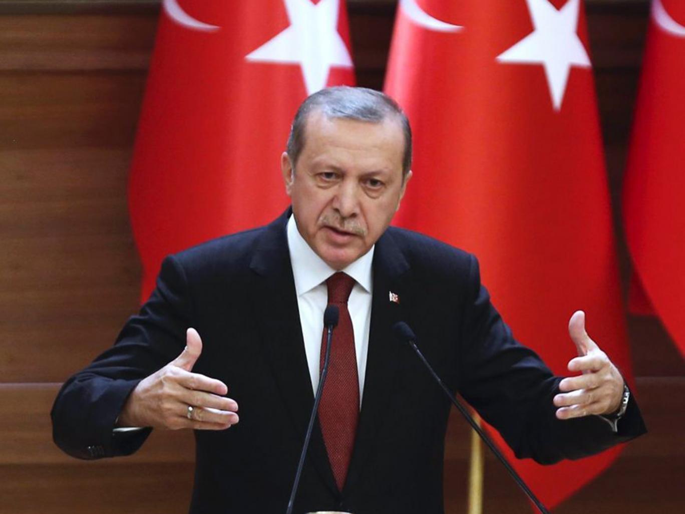 Ερντογάν: Επίσπευση των εργασιών για ολοκλήρωση του πυρηνικού σταθμού στο Ακούγιου