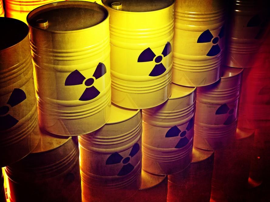 Αμφιλεγόμενη απόφαση για αποθήκευση ραδιενεργών αποβλήτων από τον Τραμπ
