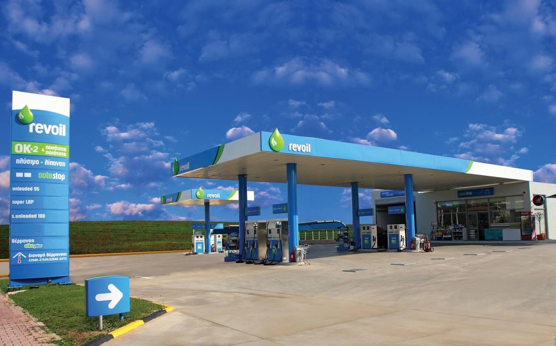 Επιπλέον 17 νέα πρατήρια υγρών καυσίμων στο δίκτυο της Revoil