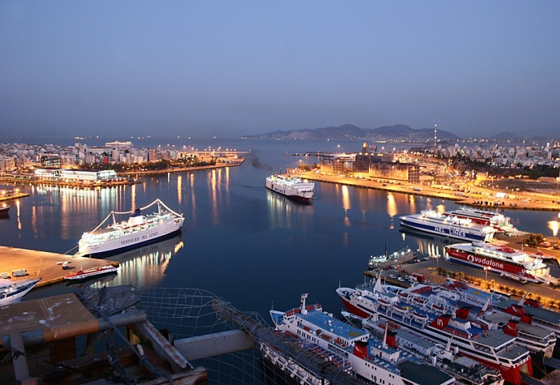 Ο Πειραιάς «πράσινο» λιμάνι χάρις στη μονάδα επεξεργασίας πετρελαϊκών καταλοίπων της H.E.C.
