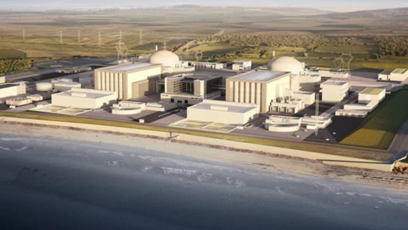 Το Λονδίνο ενέκρινε την κατασκευή του πυρηνικού εργοστασίου Hinkley Point