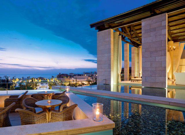 Πιστοποίηση αειφορίας Travelife Gold για το The Romanos Resort της Costa Navarino