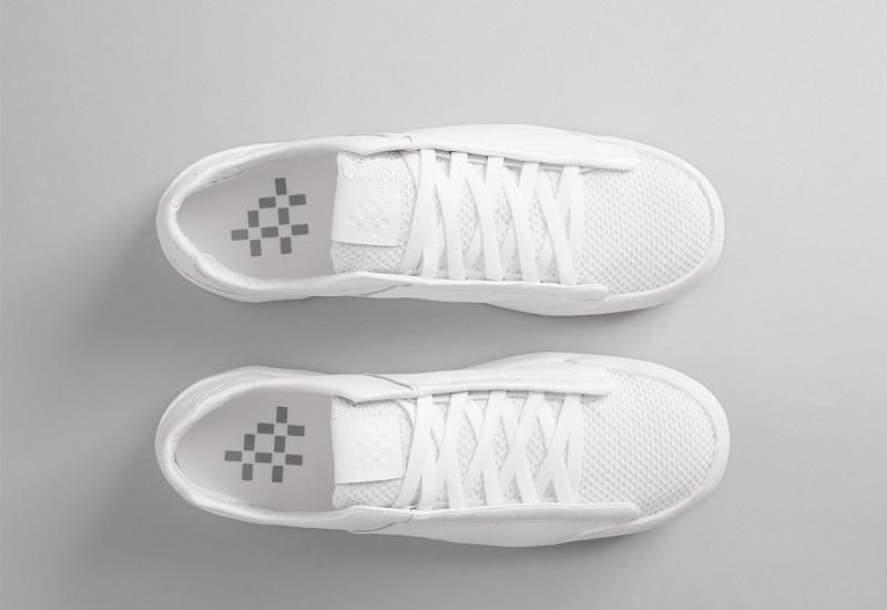 Παπούτσια από ανακυκλωμένο CO2