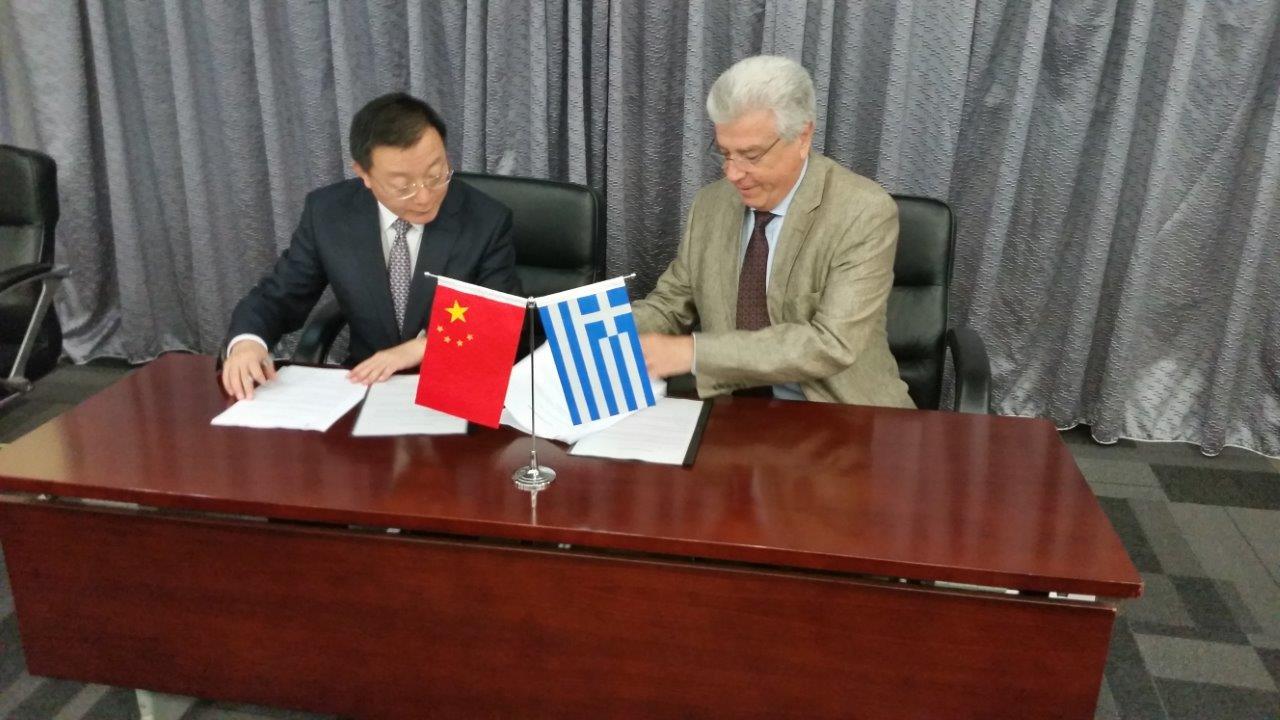 Στην Αθήνα ο πρόεδρος της CMEC για υπογραφή συμφώνου συνεργασίας με ΔΕΗ