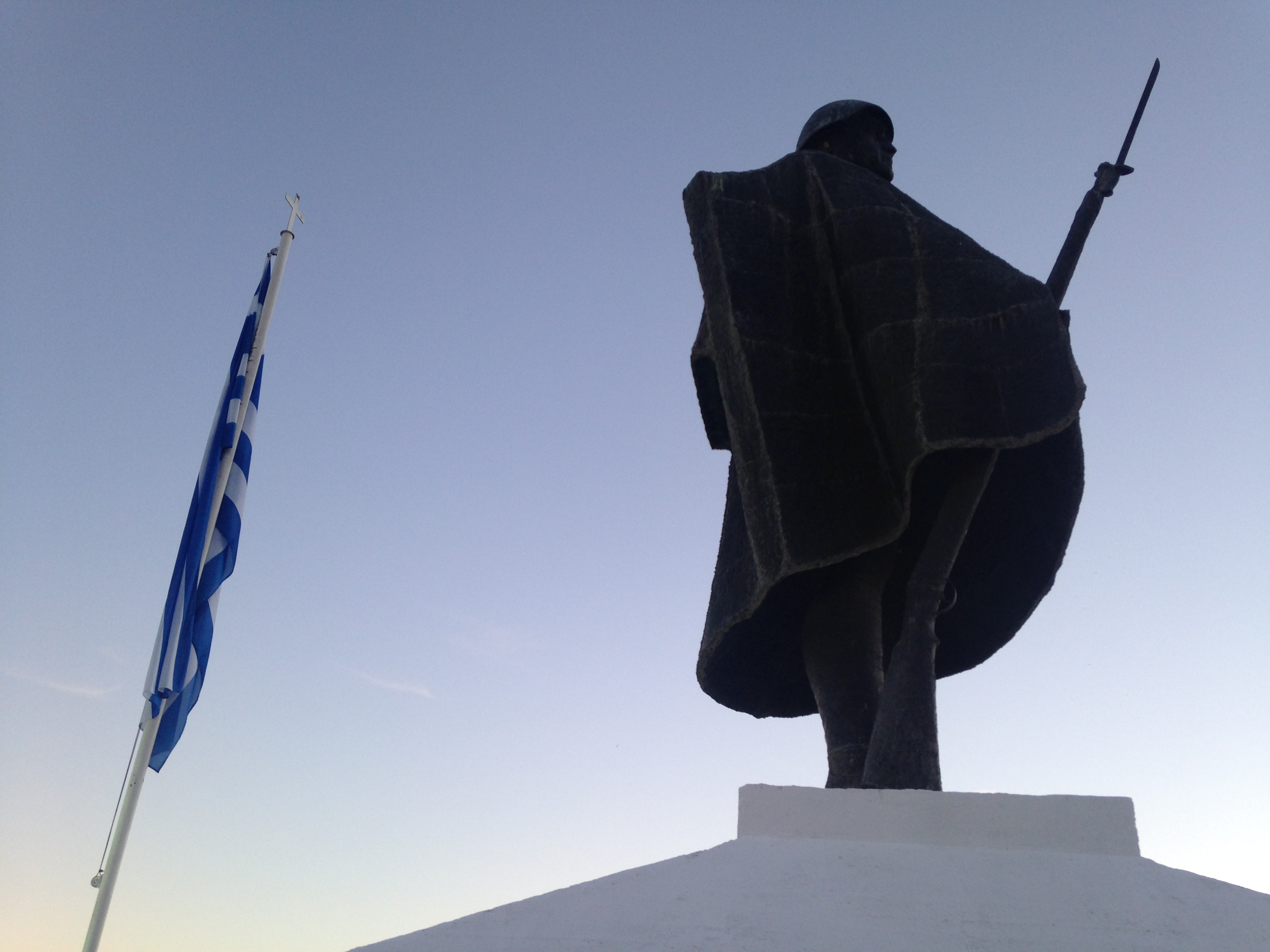 H Energean Oil & Gas τιμά τους ήρωες της Μάχης στο Καλπάκι