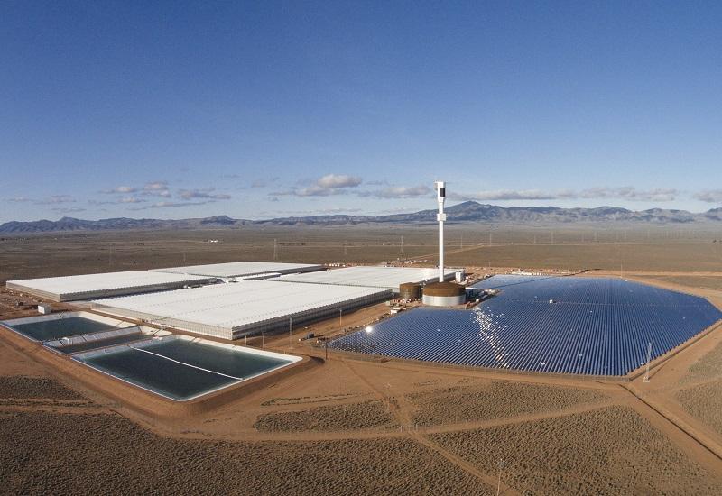 Θερμοκήπιο στην έρημο λειτουργεί με ηλιακή ενέργεια και θαλασσινό νερό