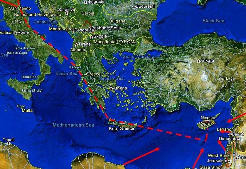 Γ. Σταθάκης: Διαβουλεύσεις στη Ρώμη για τον αγωγό φυσικού αερίου East Med