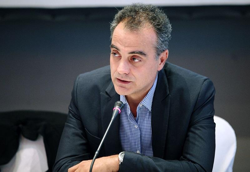 Συνάντηση του περιφερειάρχη Δ.Μακεδονίας Θ. Καρυπίδη με τον  Γ. Σταθάκη για τη ΔΕΗ