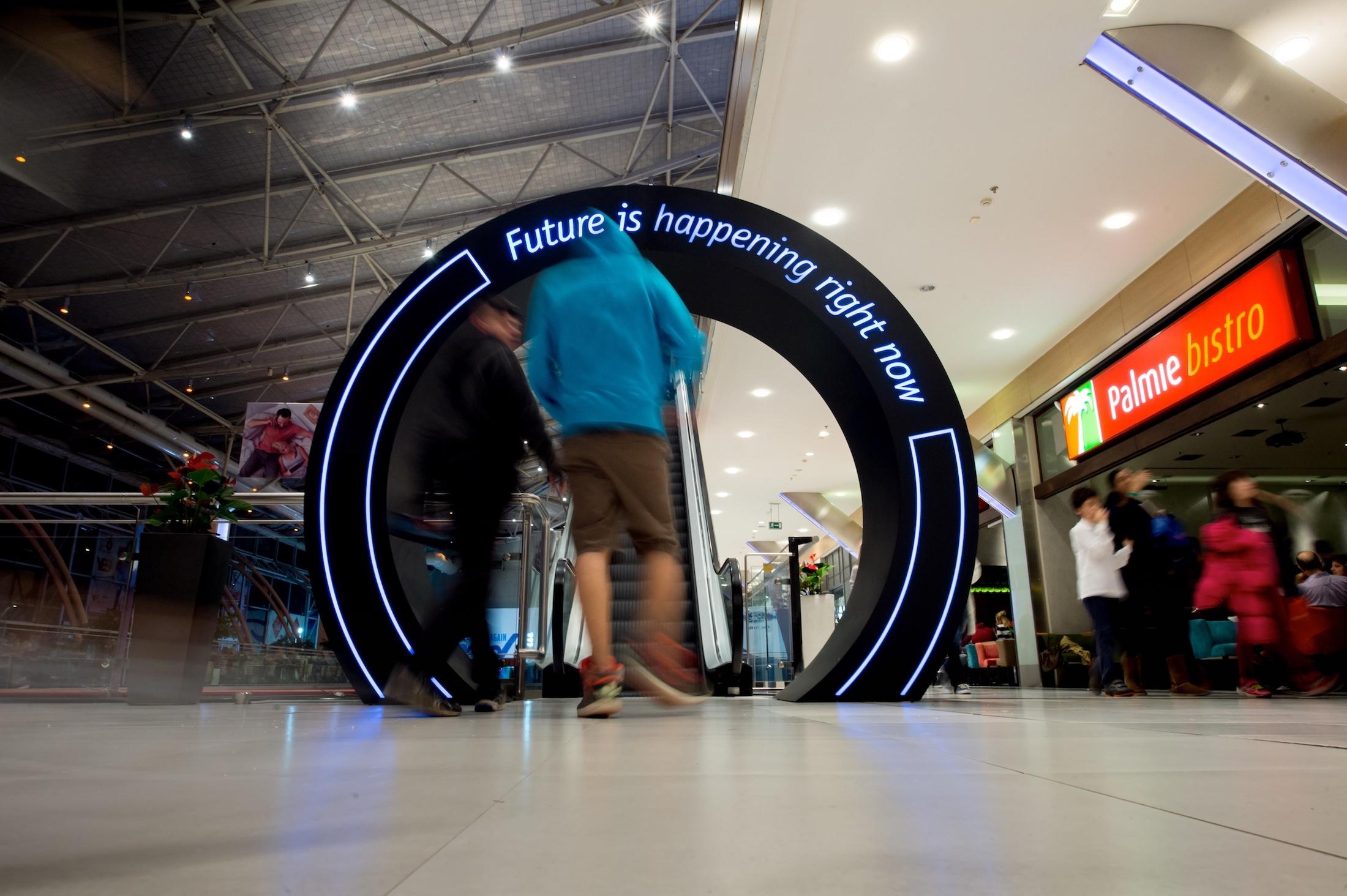 """Κωτσόβολος:  Αυλαία με επιτυχία της έκθεσης τεχνολογίας """"Thanks to Tech"""""""